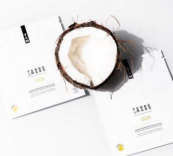 Noix de coco un produit naturel et vegan